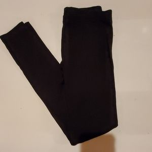 New without tag Size XS Black Leggings